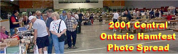 The 2001 Central Ontario Hamfest